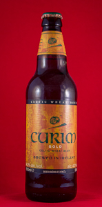 Curim Gold Celtic Wheat Beer