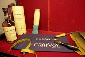 The Balvenie à la Maison Clairvoy
