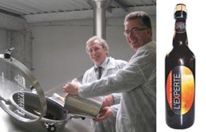 L'Experte signée Auchan et Castelain en brassage avec Philippe Vasseur et Vincent Mignot