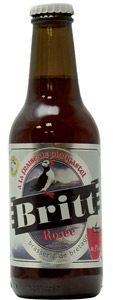 Bière Britt Rosée