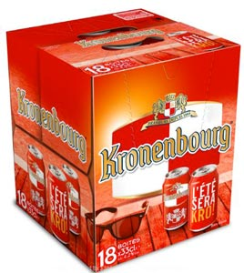 Le Cube Kronenbourg de l'été
