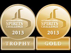Les récompenses de Suntory à l'ISC 2013
