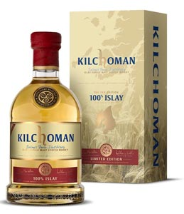 Kilchoman 100% Islay 3eme édition