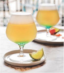 Cocktail à la bière, La Montagne Russe