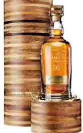 The Balvenie 50 ans, le whisky veillé par Dave Stewart