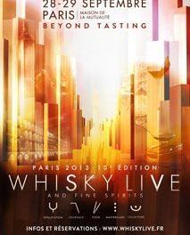 Un Whisky Live qui vous transporte Beyond Tasting pour ses 10 ans
