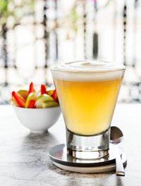 L'Apple Star, un cocktail estival à la bière