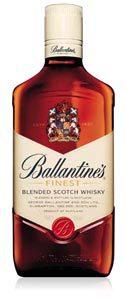 Nouvelle bouteille Ballantine's Finest