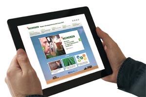 Rapport Développement Durable Heineken 2012