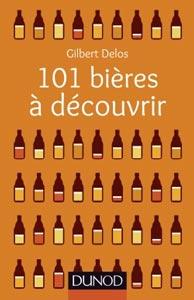 Gagnez «101 bières à découvrir», le guide signé Gilbert Delos