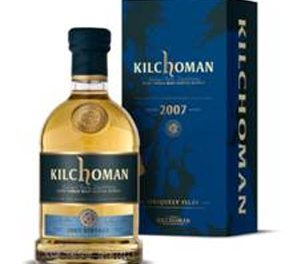 2007 Vintage pour Kilchoman