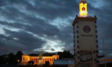 Découvrez la Paulaner Oktoberfestbier à la Wiesn