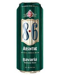 La Bavaria s'aromatise à l'absinthe !