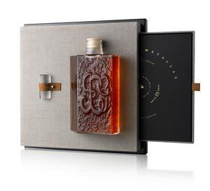 Carafe Lalique The Macallan Maison Spirituelle