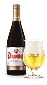 Nouvelle bouteille Duvel 75cl