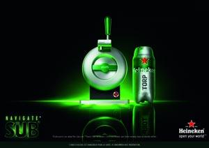 Heineken compte bien torpiller la pression à domicile !