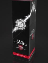 Clan Campbell fait parler la foudre pour les fêtes