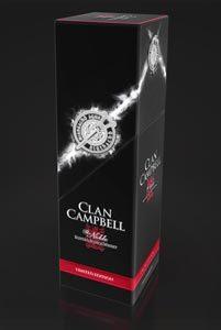Clan Campbell, l'etui pour les fêtes