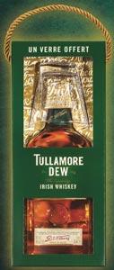 Coffret dégustation pour Tullamore Dew Original