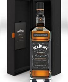Jack Daniel's Sinatra Select, le Tennessee whiskey qui connait la musique !