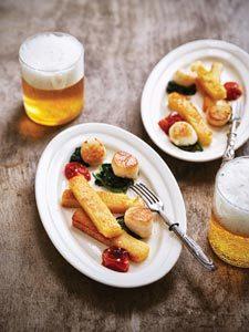 Une recette de La Biere s'invite à table