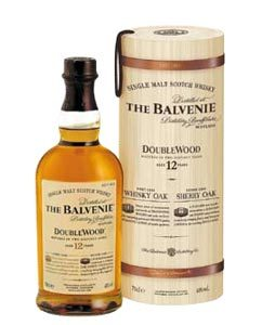 Coffret The Balvenie DoubleWood 12 ans