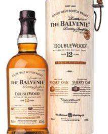 Coffrets de Fêtes pour The Balvenie Doublewood