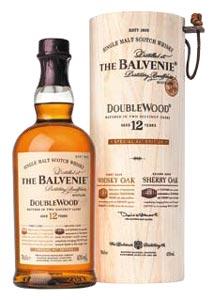 Coffret The Balvenie DoubleWood Special  43° Edition