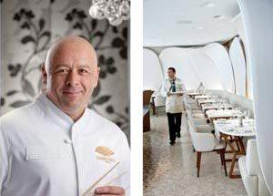 Thierry Marx, Chef du restaurant Le Camelia