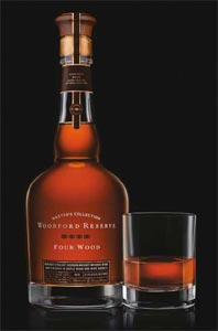 Woodford Reserve Master's Collection Four Wood
