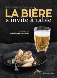 A gagner, le savoureux livre «La bière s'invite à table» !