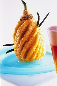 Ananas rôti au caramel à la bière ©Brasseurs de France
