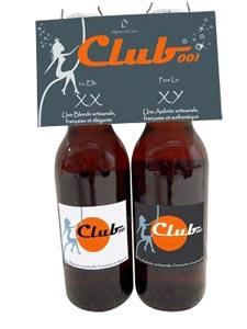 Club 001, et la bière devint sexuée !