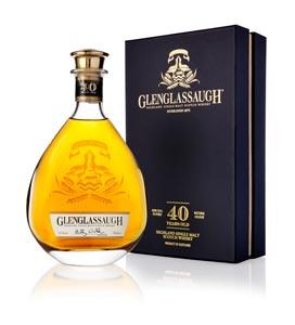Glenglassaugh 40 ans d'âge