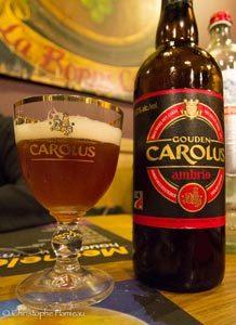 La Gouden Carolus Ambrio, la recette originelle de la brasserie Het Anker de Malines