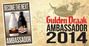 Et si vous deveniez ambassadeur Gulden Draak 2014 ?