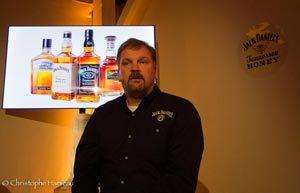 Jeff Arnett, Master Distiller Jack Daniel's