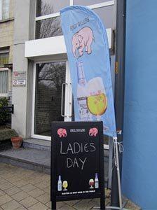 Journée Bière et Femmes chez Huyghe