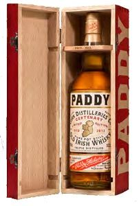 Coffret Paddy Centenary Limited Edition