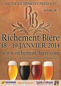 Richement Bière 2014