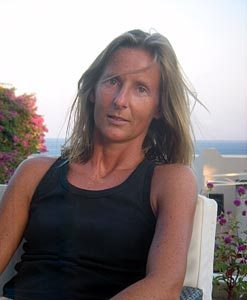 Ariane Baupére, créatrice des bières Club 001