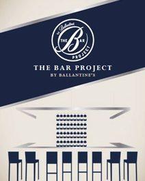 Réalisez le bar éphémère de Ballantine's