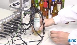 La bière utilisée pour créer un robot doté du sens du goût