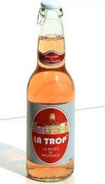 La Trop, l'alliance entre la bière et le rosé de Provence