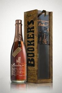 Booker's Bourbon en édition limitée 25e anniversaire