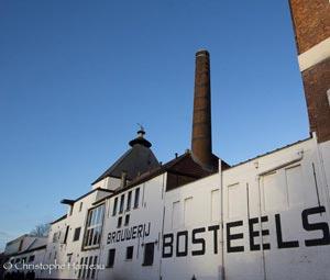 La Brasserie Bosteels à Buggenhout