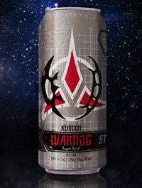 Une Dunkelweizen au rye baptisée Klingon Warnog