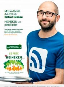 Créateur de café-bar ? Tentez le Prix Heineken !