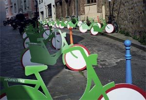 Pop My Bike par Grolsch