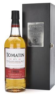 Tomatin Vintage 1988